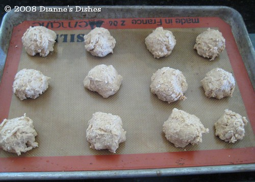 White Whole Wheat Yeast Rolls: Ready to Rise