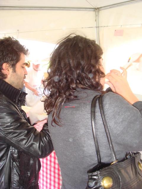 Felipe en el Heritage Festival by viajeacanada