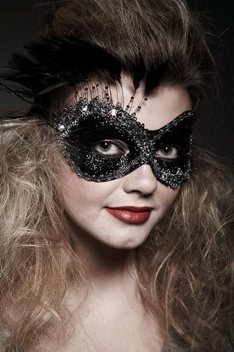 basic masquerade masks