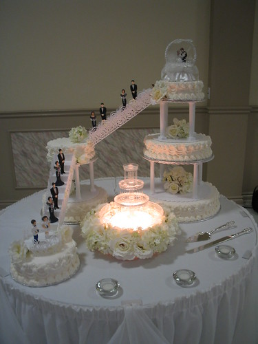 wedding cake stairs and bridge sets mak nyak 2 pictures of wedding cakes with stairs 25592