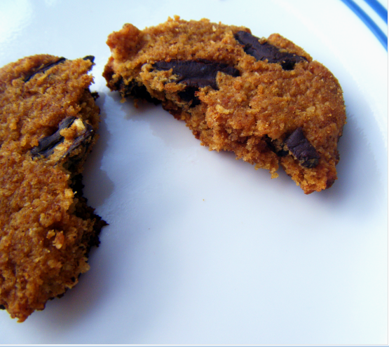 Sugar-Free-Pumpkin-Chip-Cookies