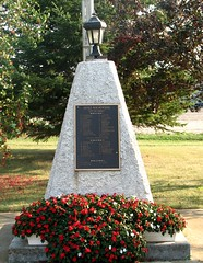 Argyle War Memorial