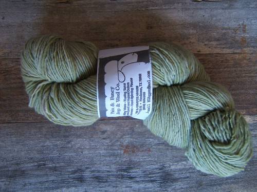 Plain and Fancy Sheep and Wool Co., Light Green