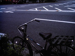 【写真】Bicycle (izone 550)