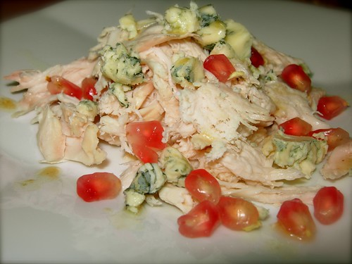 chicken with blue cheese
