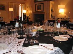 Cena a tema sul tartufo bianco di Perle del Molise