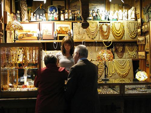 The Sukiennice shop