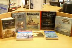 Biblioteca del Museu Marítim de Barcelona. Marina de guerra