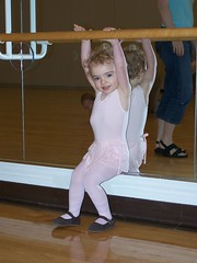 Leila the Ballerina (ivjosh) Tags: cute beautiful kid child adorable leila