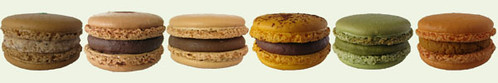 itzy bitzy patisserie: Macaron flavors for November 2008