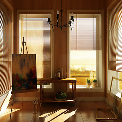 fresh (Ngoc T Phan) Tags: cinema architecture photoshop 3d interior render cinema4d c4d 4d vray r11