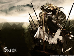 Fate stay night (isc_luis_herrera) Tags: anime wallpapers