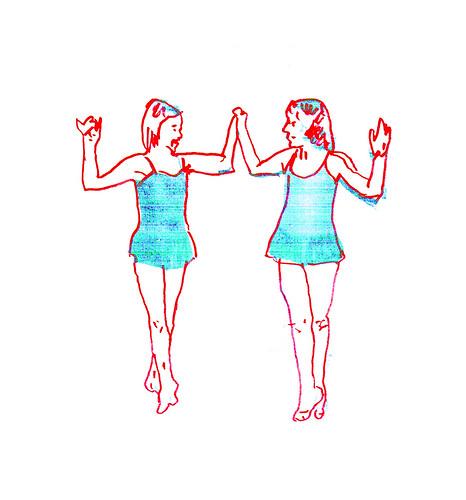 Ellas bailan