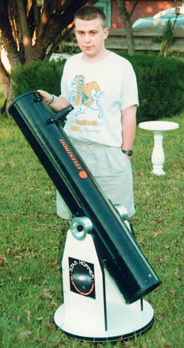 Astronomer Matthew in the early years