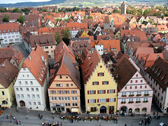 Over the Red Roofs - Rothenburg ob der Tauber, Germany (Batikart ... handicapped ... sorry for no comments) Tags: city travel autumn roof red vacation house building rot fall window architecture canon germany geotagged bayern deutschland bavaria holidays cityscape village urlaub herbst haus f100 medieval historic stadt architektur townhall rathaus 2008 altstadt oldtown dach vacanze 2007 reise canonpowershot middleage a610 rothenburgobdertauber huser birdview ansbach vogelperspektive mittelfranken mittelalter tauber rothenburgodtauber canonpowershota610 10000views 100faves 200faves viewonblack middlefranconia anawesomeshot colorphotoaward favemegroup6 favemegroup9 favemegroup10 superfaveme theunforgettablepictures batikart flickrcubismaward