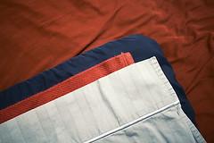 29:365 Clean Sheets (Valette) Tags: bed crossprocessed bedroom sheets redandblue blankets day29 blueandred project365 cleansheets crispsheets onlythingbetterthancleansheetsiscleansheetsandfreshlyshavenlegs