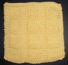Seven Inch Square - Cornmeal 2