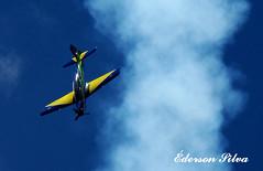SHOW AÉREO I (Éderson Silva) Tags: show brasil sony avião bela fumaça belas esquadrilhadafumaça h9 arquiteto 100anos araçatuba centenário maneirasdever éderson centenárioaraçatuba