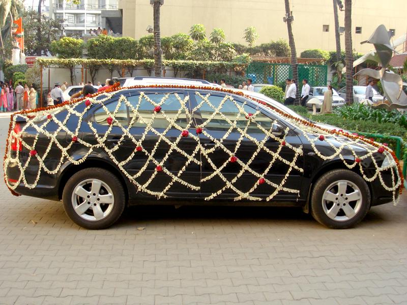 Mumbai Wedding Car