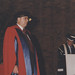 Dr John Burgess at the Faculty of Engineering graduation ceremony, the University of Newcastle, Australia - 16 May 1997, 10.30am