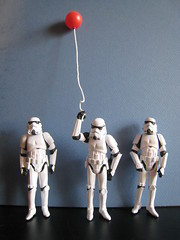 Dare to be Different (ShellyS) Tags: starwars stormtroopers explore actionfigures macromondays