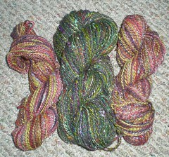 Three Skeins!