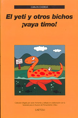 Carlos Chordá, El yeti y otros bichos ¡vaya timo!