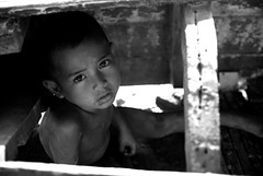 Siem Reap (Ed-meister) Tags: poverty people white black kids youth children eyes cambodia young siem reap