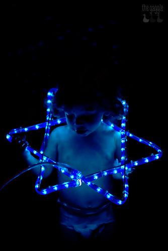 Hanukkah Glow