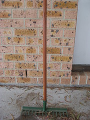 garden rake (smperris) Tags: freecycle