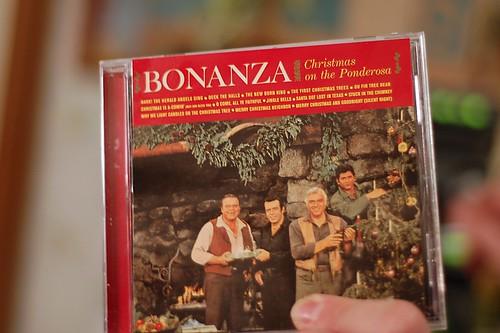 Bonanza CD.