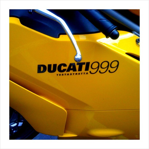 Ducati 999 - Taken With An iPhone