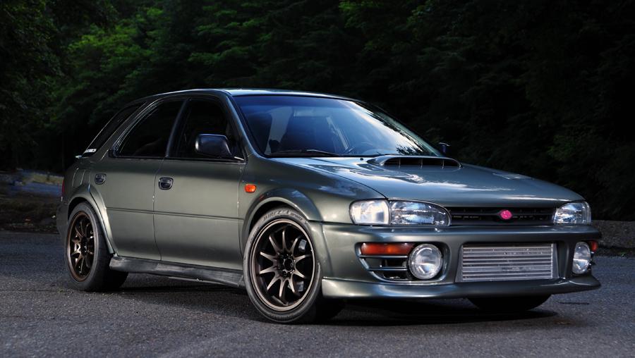 What Color Should I Paint The Car Subaru Impreza Gc8