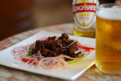 Kerala Style Beef Fry
