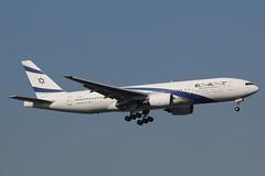 4X-ECC Boeing 777 El Al (pslg05896) Tags: heathrow lhr elal boeing777 egll 4xecc