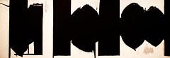 I Have to Ask (Thomas Hawk) Tags: california usa museum painting losangeles unitedstates unitedstatesofamerica lacma motherwell losangelescountymuseumofart robertmotherwell elegytothespanishrepublic100