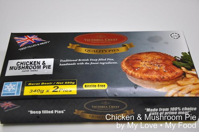 2011_03_26 Chicken Mushroom Pie 001