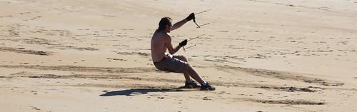 Kite Sliding