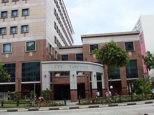 CPF Tampines Singapore