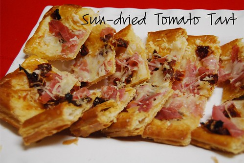 sundried tomato tart - Page 041