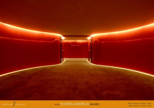 Hotel Puerta America - Madrid, Spain