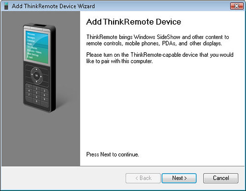 ThinkRemote
