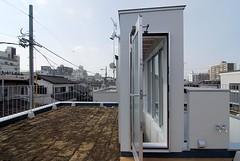 houseatnishiogi-f28 (scarletgreen) Tags: house fashion japan architecture modern tokyo design nikon contemporary tokina 2008 1224mm nishiogi  sigma30mmf14exdchsm suginamiku  d40x architectcafe mikiotai
