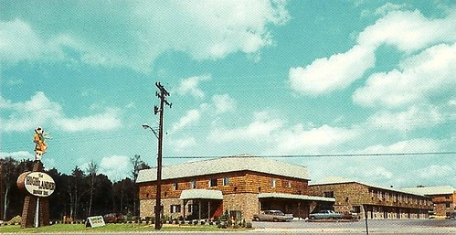Highlander Motor Inn Warrensville Ohio c