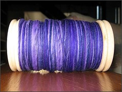 Penngrove Purples, bobbin 1