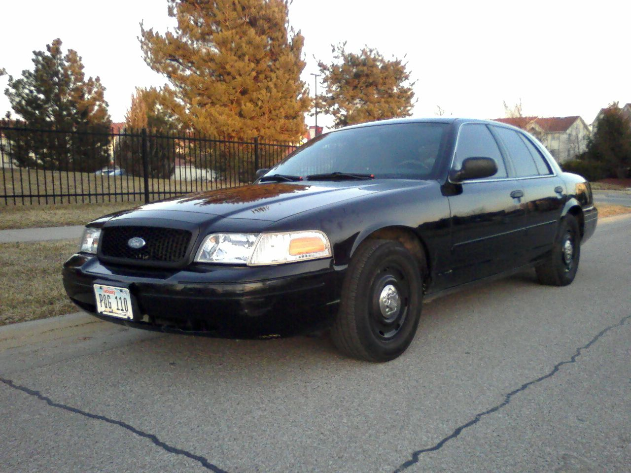 sydspinnin: For Sale: 2003 Crown Victoria Police Interceptor