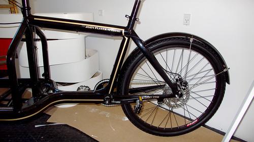 bullit cykel el