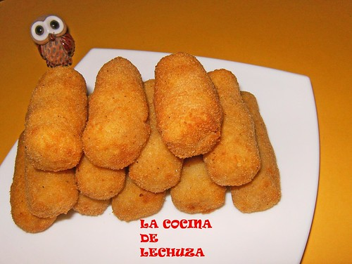 Croquetas-fritas