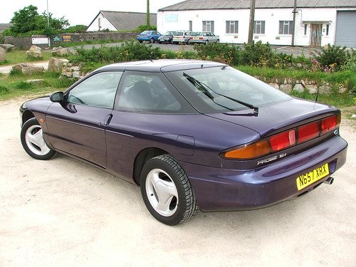 1995 FORD PROBE 16V Image By Jklaroe