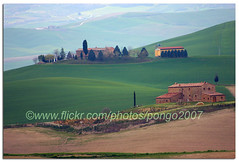 The colour of spring (pongo 2007) Tags: italy europe italia unesco worldheritagesite tuscany pienza toscana valdorcia pongo2007